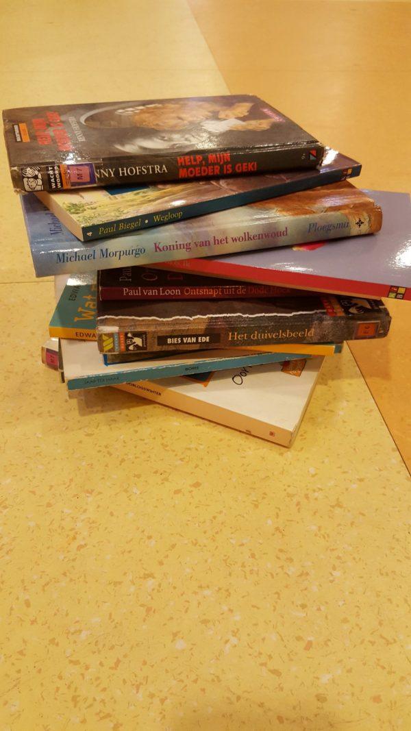 Vrijdag: Kinderboekenmarkt
