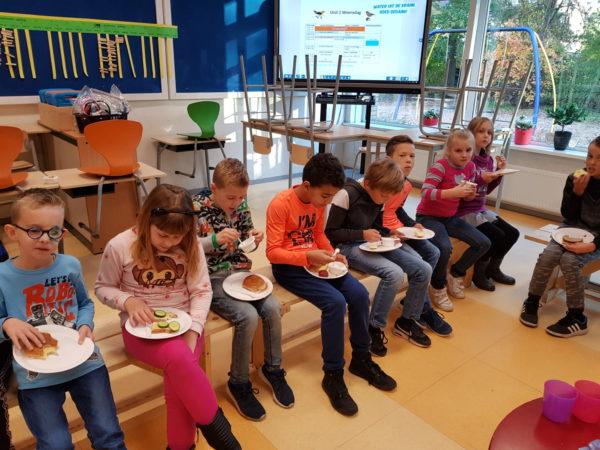 Nationaal schoolontbijttt