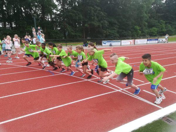Groep 6 en 7: Atletiekdagen