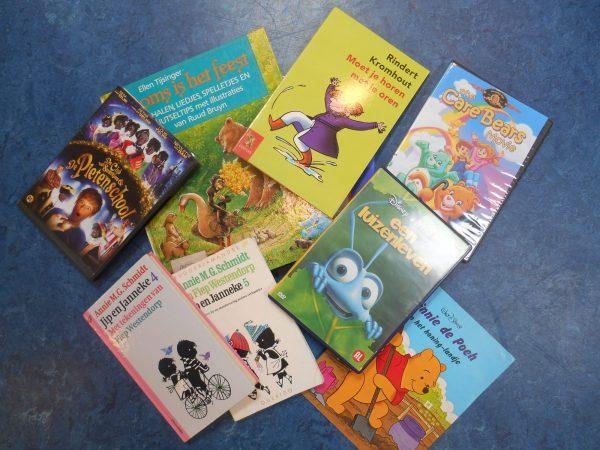 Boeken en dvd's