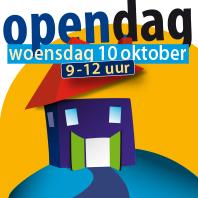 Woensdag 10 oktober: Open Dag