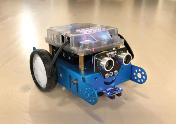 Robots bij Coda(De Maten)
