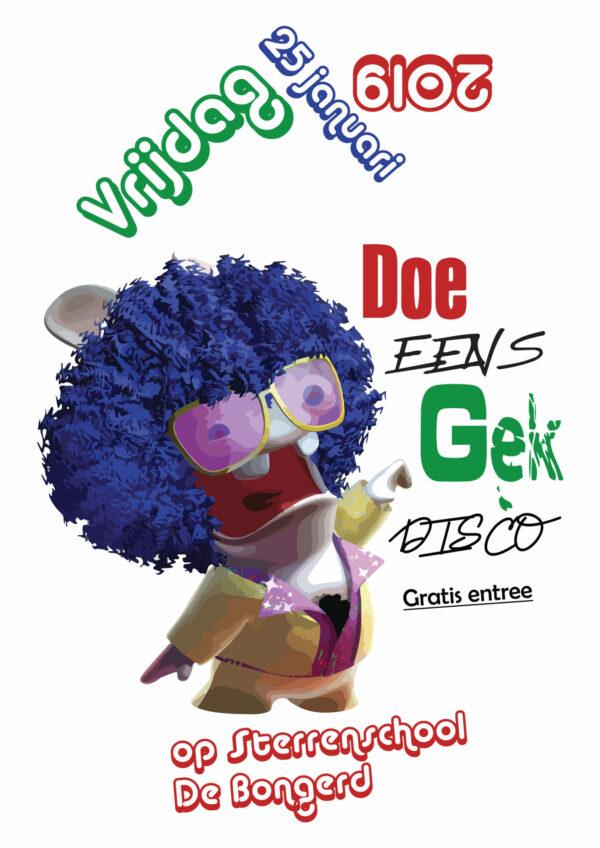 25 januari: Disco Doe eens gek!!