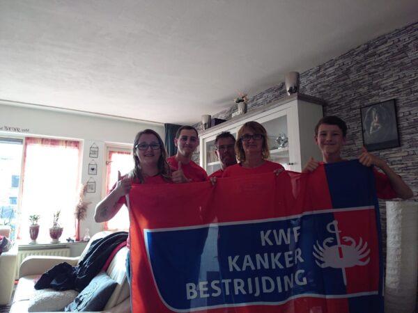 Actie voor het KWF