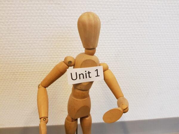 Unit 1: Kosteloos materiaal